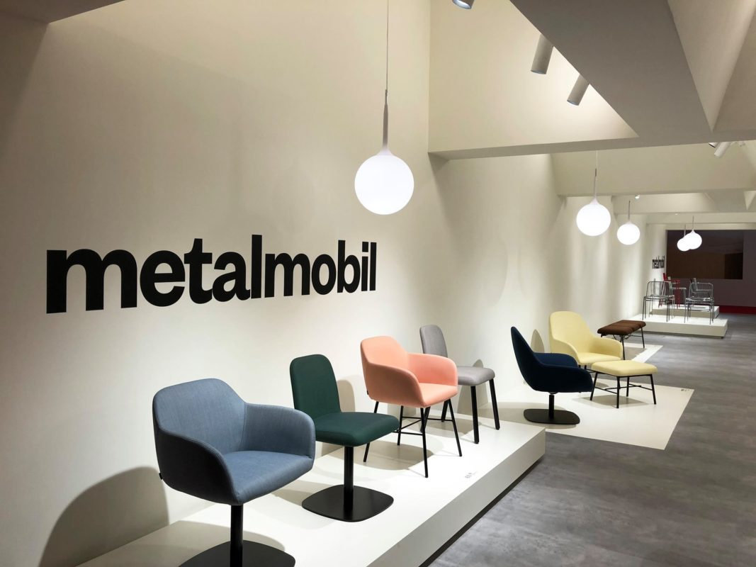 Metalmobil Stand