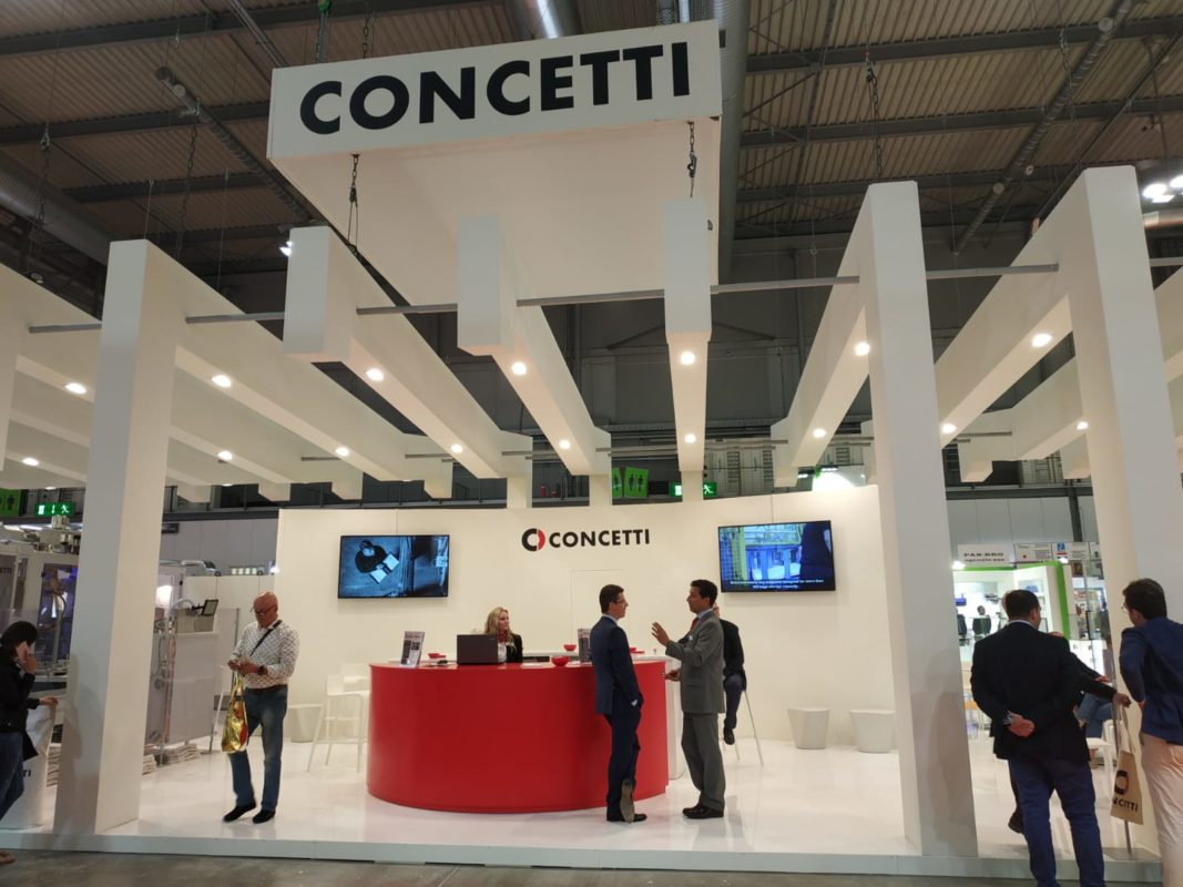 Concetti S.p.A Stand 2