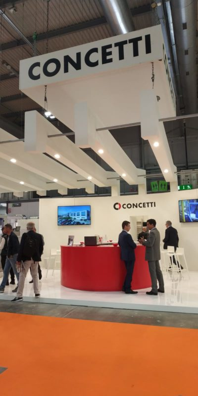 Concetti S.p.A Stand 3