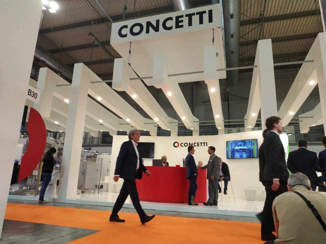 Concetti S.p.A Stand 4